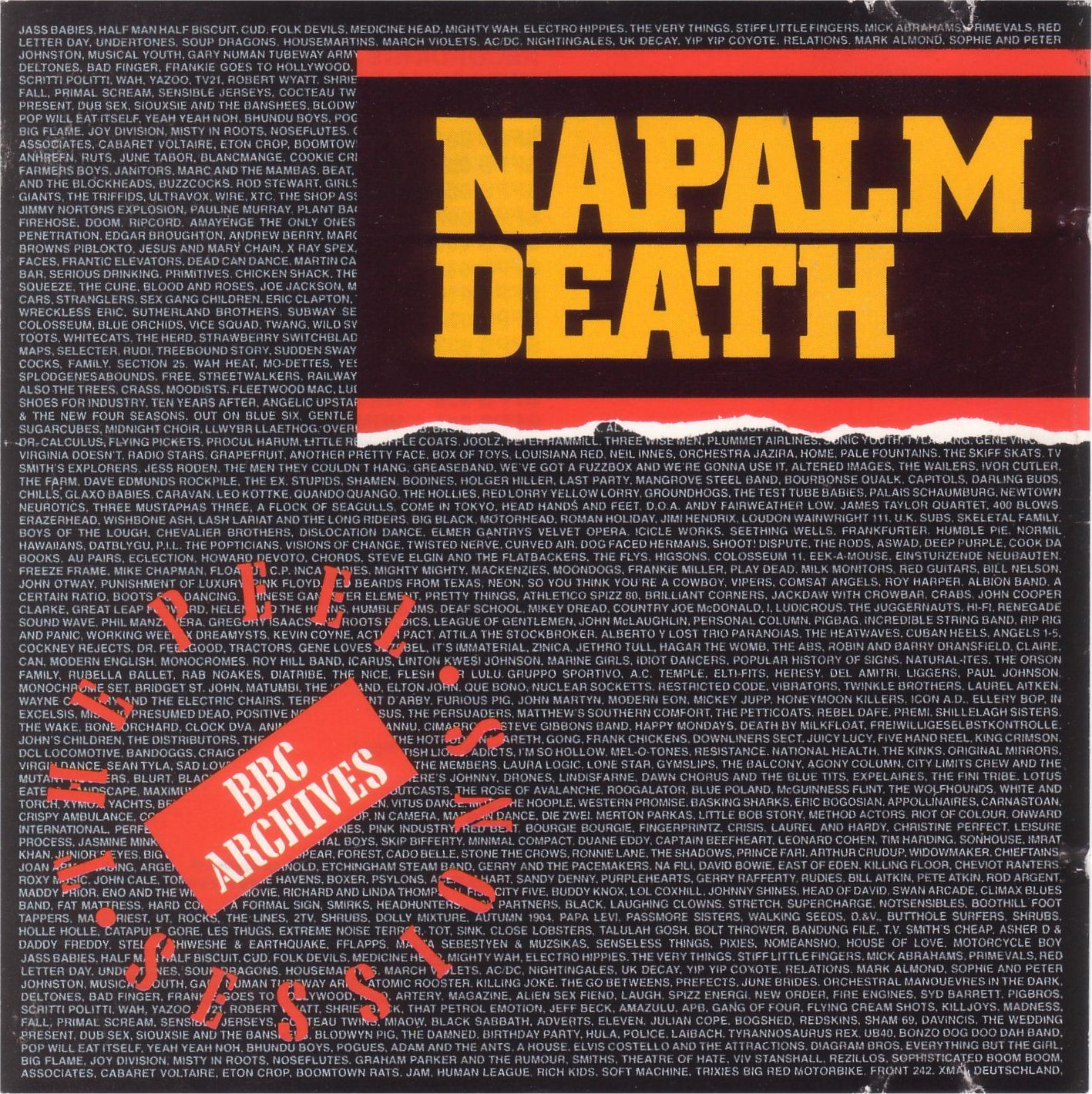 Napalm Death Demo 1985 - Live 1988